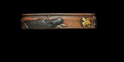 Shinto tanto Epoque EDO (1603 - 1868) Signé (mei) : Seishu (no) ju Sengo Masashige...