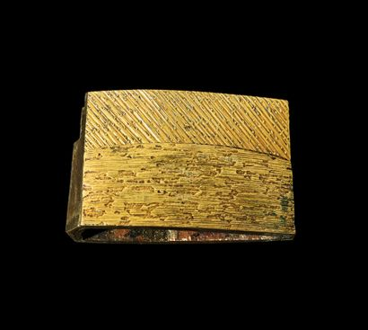 Shinto wakizashi Epoque EDO (1603 - 1868) Signé (mei) : Hanafusa Bizen (no) Kami...