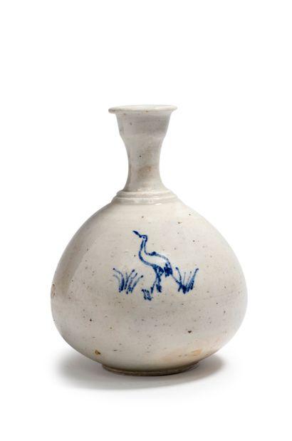 COREE - Début XXe siècle  Petit vase boule...