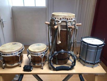 Instrument à percussion