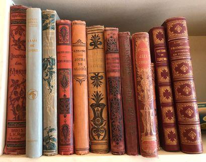 Lot de livres dont G.Beaune Jours de Gloire,...