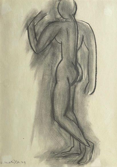 Henri MATISSE (1869-1954) d'après  Nu, 1949...