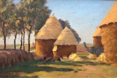 Leopoldo Berthelemy SANTA MARIA (1887-1970)...
