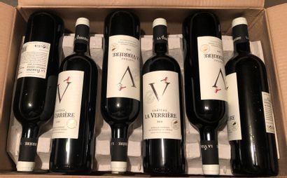 Château La Verrière / 2010 / 12 bouteill...