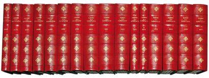 CARNET DE LA SABRETACHE. 1893-1969. Revue militaire rétrospective publiée mensuellement...