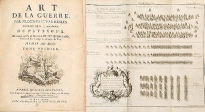 PUYSEGUR (Jacques de Chastenet de)