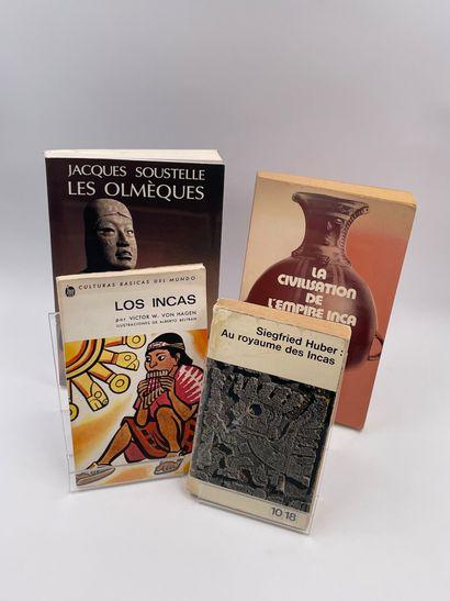 4 Volumes :  -