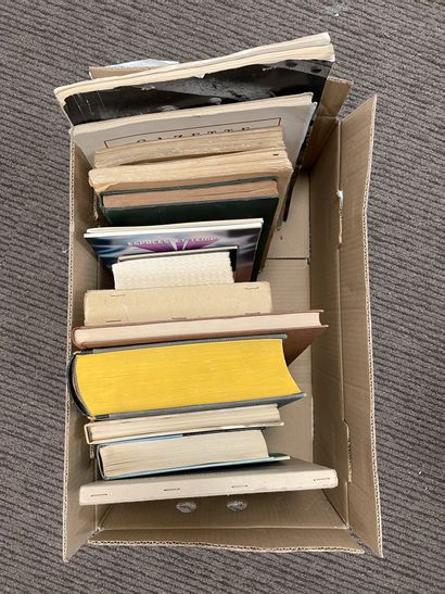 28 Volumes (caisse) :  -