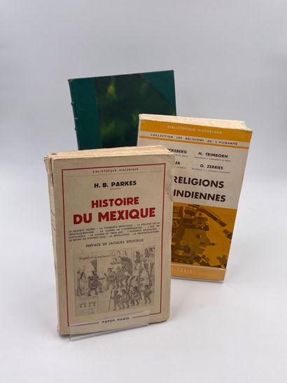 3 Volumes :  -