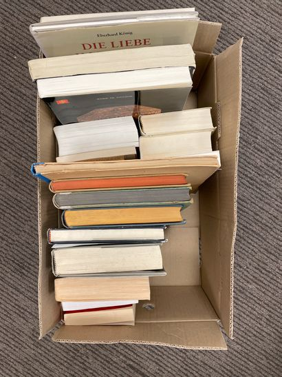 22 Volumes (caisse) :  -