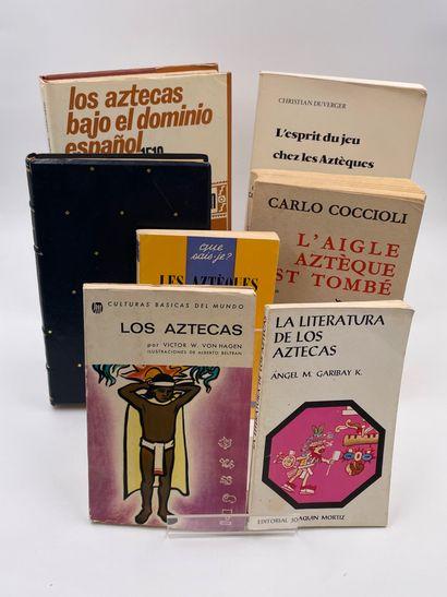 7 Volumes :  -