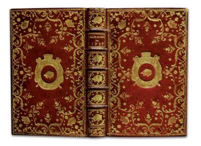 Almanach royal, année 1737. Paris, veuve...
