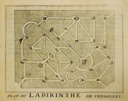 Labyrinte de Versailles. Suivans la copie...