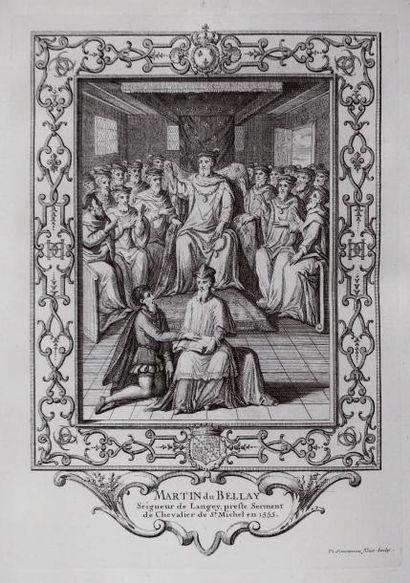 Statuts de l'ordre de St. Michel. Paris,...
