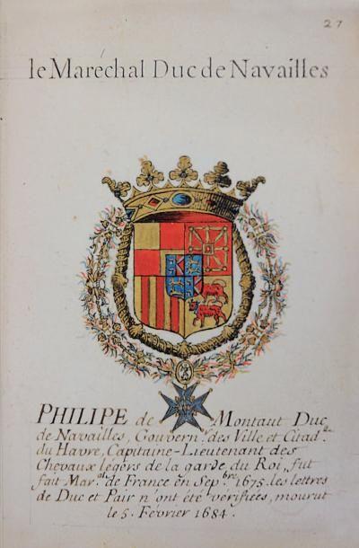 Statuts (Les) de l'ordre du St. Esprit étably...