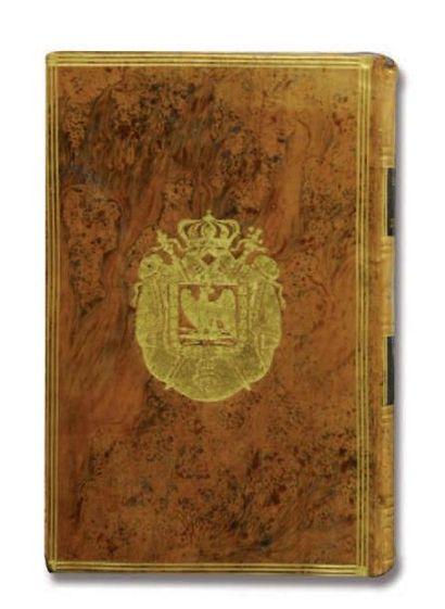 JUVÉNAL. Satires. Paris, Merlin, an XI-1803....