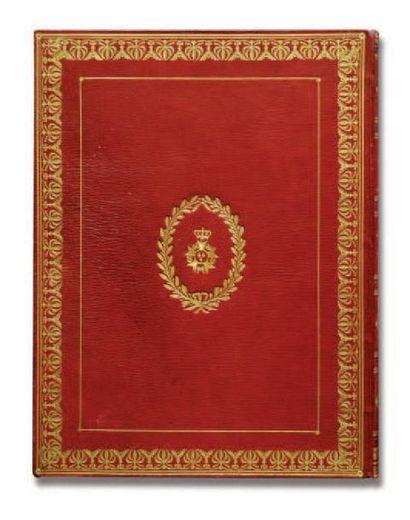 Budget de l'ordre royal de la légion d'honneur...