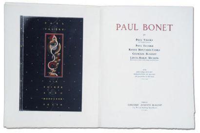 BONET Paul
