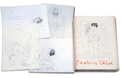 LONGUS: Daphnis et Chloé