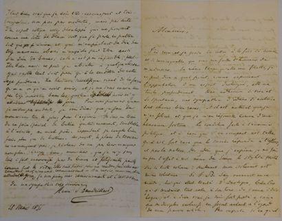 BAUDRILLARD Henri Joseph Léon [Paris, 1821 - id., 1892]