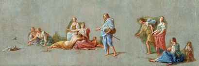Attribué à Pompeo BATONI (1708 - 1787)