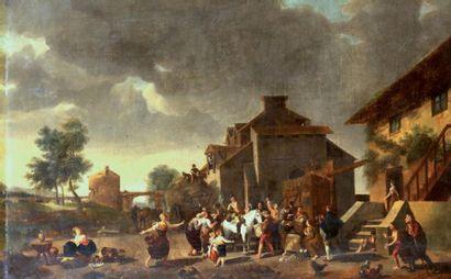 Nicolas Antoine TAUNAY (Paris 1755 - 1830)