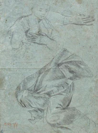 Ecole italienne du XVIIIème siècle, entourage de Francesco LONDONIO