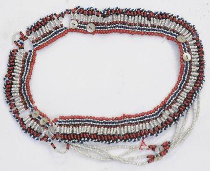 Bandeau de femme Ndebele – Afrique du sud...