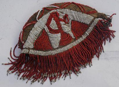 Bonnet Fali – Nord Cameroun – H. : 21 cm...