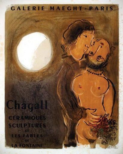 Chagall Céramiques Sculpures et les Fables...