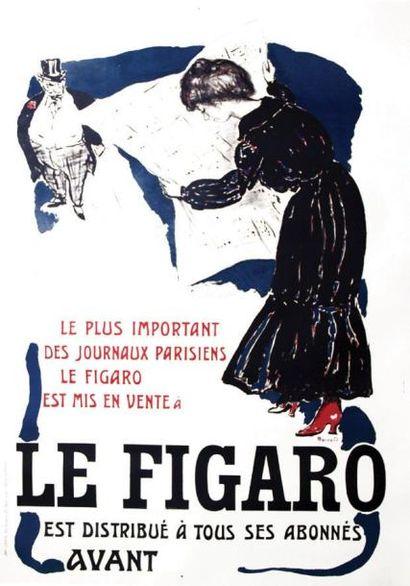 Le Figaro / BONNARD PIERRE / Le plus important...
