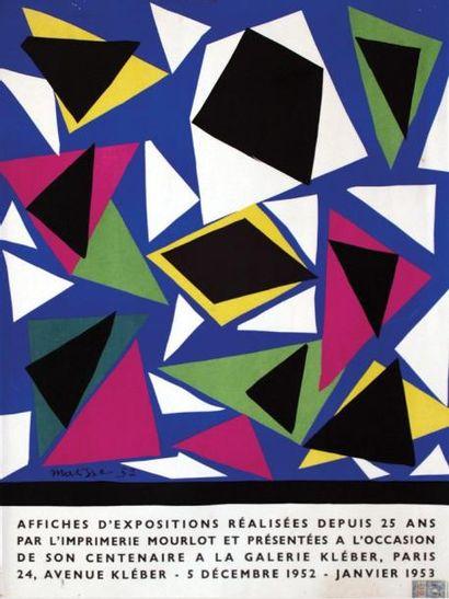 Matisse - 25 Ans Mourlot Affiches 1952 /...