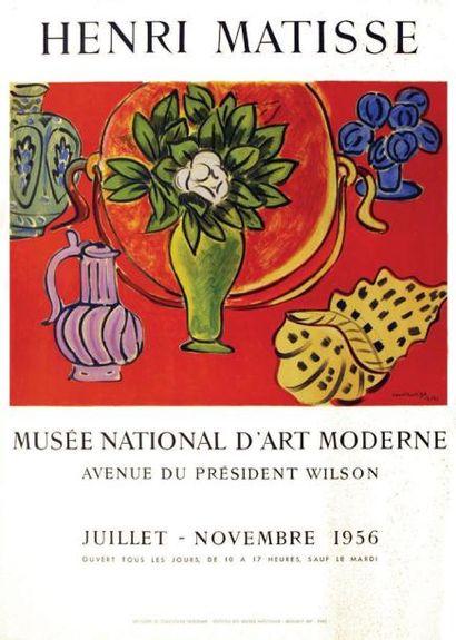Henri Matisse 1956 / MATISSE HENRI / Musée...