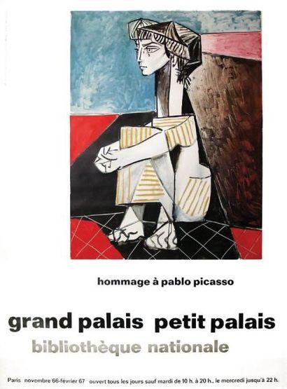 Hommage à Pablo Picasso / PICASSO PABLO /...