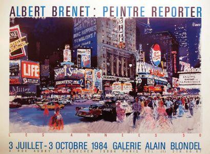 Albert Brenet: Peintre Reporter / BRENET...