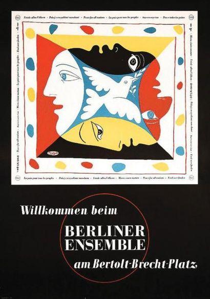 Berliner Ensemble / PICASSO PABLO / Willkommen...