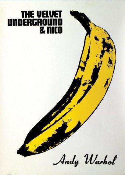 The Velvet Underground & Nico / WARHOL ANDY...