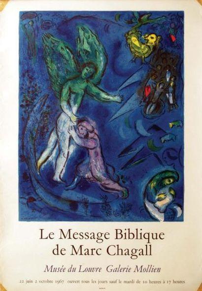 Le Message Biblique de Marc Chagall / Musée...