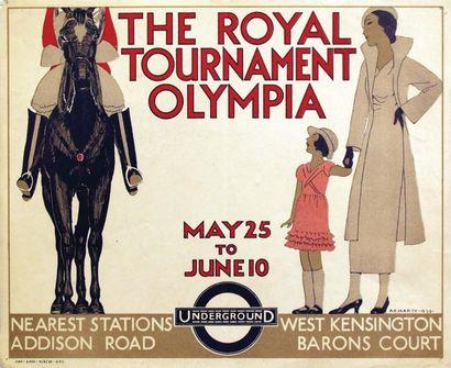 The Royal Tournament Olympia Underground...
