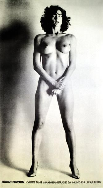 Helmut Newton 1982 / NEWTON HELMUT / Galerie...