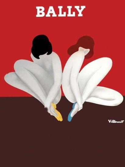 Bally / VILLEMOT / I. P. A. Champigny 1 Affiche...