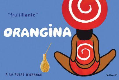 Orangina Fruitillante / VILLEMOT / A la pulpe...