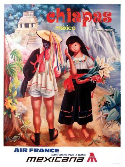 Chiapas Mexico 1984 / RAULL REGINA / Air...