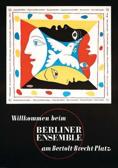 Berliner Ensemble - PICASSO PABLO - Willkommen...