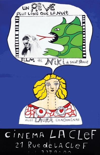 Niki de Saint Phalle - SAINT PHALLE Niki de