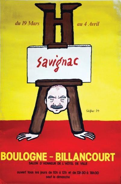 Savignac 1974 - SAVIGNAC RAYMOND - Boulogne...