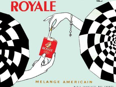 Royale - VILLEMOT BERNARD - Mélange Américain....
