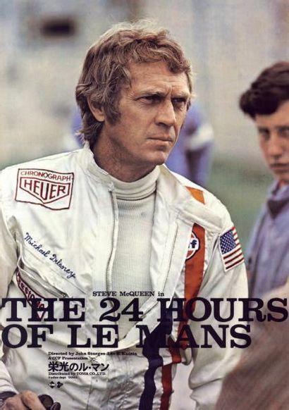 LE MANS Film réalisé en 1970 par Lee H. KATZIN...