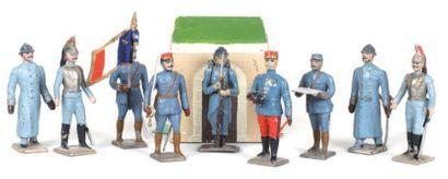 France. 1915-1918