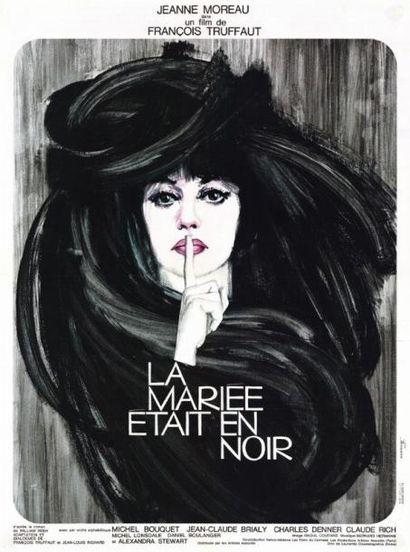 MARIEE ETAIT EN NOIR (la) TRUFFAUT François...